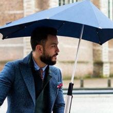 Обзор элитных мужских зонтов премиум класса