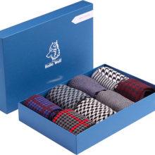 Брендовые мужские носки: лучшие производители