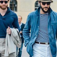 Как должны сидеть брюки на мужчине и с чем их правильно носить?