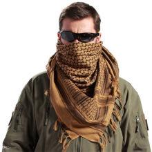 Как завязать и носить арафатку мужчине?