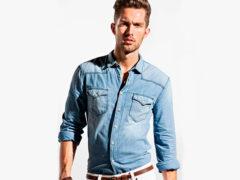 Как носить рубашку с джинсами мужчине: создаем свой образ