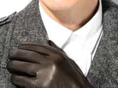 Как выбрать кожаные мужские перчатки: виды, размеры, качество