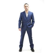 Как правильно выбрать мужской костюм на каждый день: подборка луков