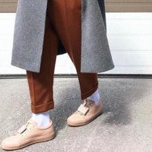 Какой длины должны быть брюки у мужчин узких и классический моделей?
