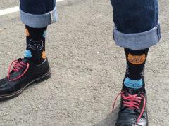 Модные мужские носки: то что в тренде в 2018 году