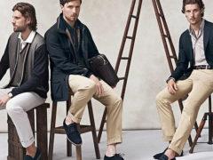 Мужские брюки 2018 года: стильные, модные, молодежные