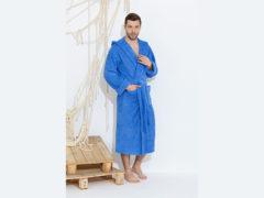 Мужские халаты премиум класса: хороший и дорогой вариант