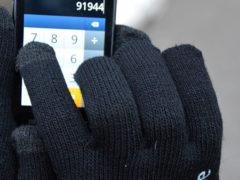 Мужские перчатки для сенсорных экранов: полный обзор аксессуара