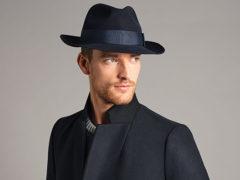 Как выглядят мужские шляпы федора: фотоподборка