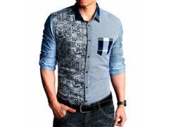 Оригинальные и необычные мужские рубашки с фотоподборкой