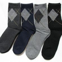 Таблица размеров мужских носков: находим свой