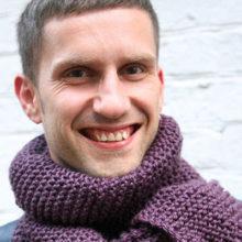 Выбираем размеры мужского шарфа, учитывая длину и ширину