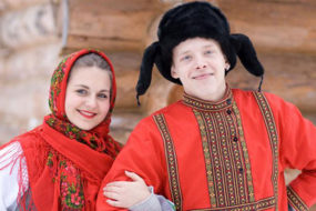 Русские национальные мужские головные уборы:  что носили наши предки