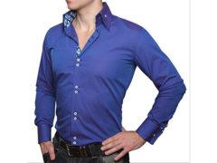 Модные и стильные мужские рубашки от популярных брендов
