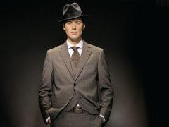 Виды мужских шляп с названиями и фото