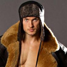 Зимние головные уборы для мужчин: шапки, кепки, колпаки
