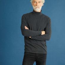 С чем носить водолазку мужчине: фотоподборка образов