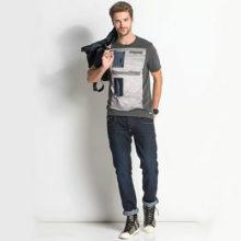 Как выбрать мужские джинсы: по длине и размеру?