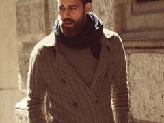 Как выбрать и как носить свитер мужчине: советы стилистов