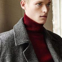 Как выбрать мужское пальто, чтобы оно хорошо сидело?