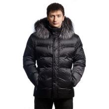 Как выбрать мужской пуховик на зиму?