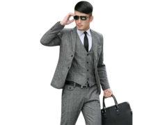Каким должен быть деловой мужской костюм: учитываем все особенности