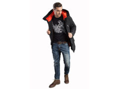 Все модели мужских зимних курток: список с названиями и фото