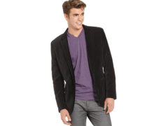 Модные  пиджаки для мужчин: молодежные тренды 2018 года