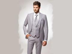 Мужской костюм тройка: классический и другие варианты