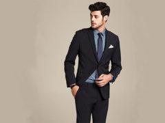Как определить размеры мужских костюмов с помощью таблицы?