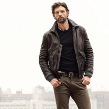 Все размеры мужских курток: таблица разных показателей