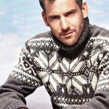 Кате бывают виды и модели мужских свитеров: фото с названиями