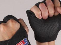 Мужские перчатки для фитнеса: занятия спортом теперь безопасны