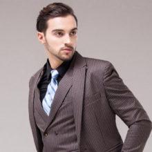 Из чего состоит английский стиль одежды мужчины?