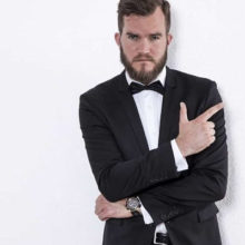 Black Tie (Блэк Тай): как выглядит дресс код для мужчин