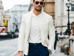 Летний мужской стиль одежды: что можно сочетать?