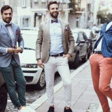 Мужская мода 2018: модные тенденции мужского стиля