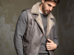 Мужская мода осень-зима 2018 года