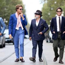 Мужская мода весна-лето 2018: шорты, джинсы, обувь
