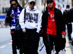 Уличный стиль одежды для мужчин: как сочетать одежду?