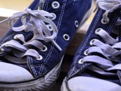 Как красиво завязать шнурки на кедах?
