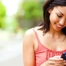 Как познакомиться с девушкой по смс: примеры
