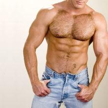 Почему выпадают волосы на теле у мужчин?
