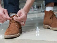 Правильный уход за замшевой обувью: что нужно учитывать?