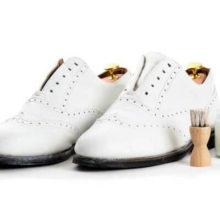 Основные правила ухода за белой обувью