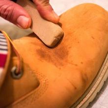 Правильный уход за обувью из нубука в домашних условиях