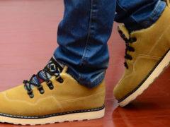 Зимняя обувь для мужчин: все виды и модели
