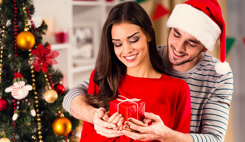 подарки жене на Новый Год