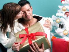 Что подарить любимому парню на Новый Год?