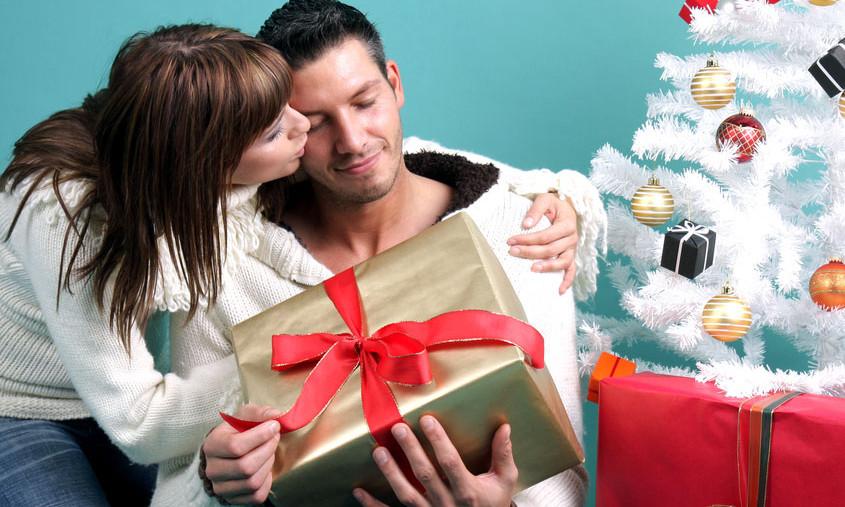 подарки для парня на Новый Год